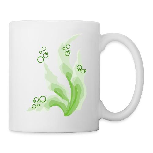 pennelli acquerello verde - Tazza