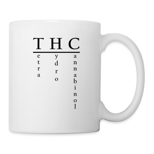 THC-Tetrahydrocannabinol - Tasse