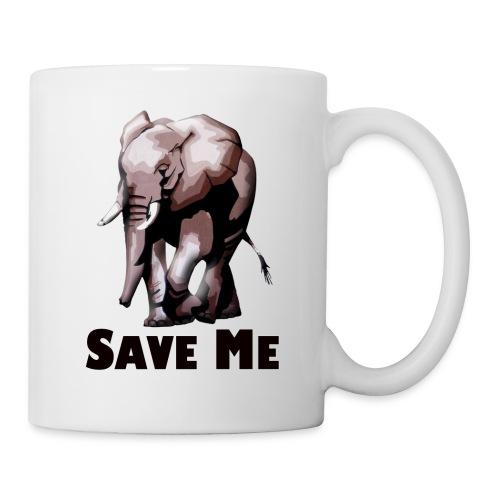 Elefant - SAVE ME - Tasse