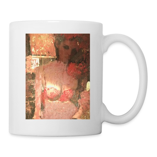 Original Art: Seductive lady - Mug
