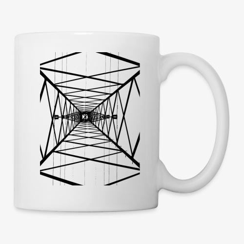 Hochmast V2 Schwarz - Tasse