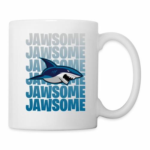 Jawsome - Mugg