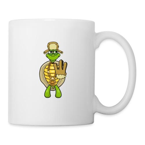 Winter West Coast Schildkröte / Hip-Hop Turtle - Tasse