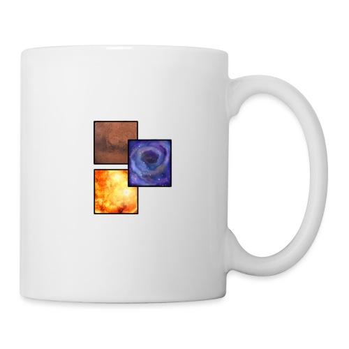SPACE TWO - Mug blanc