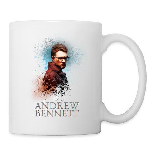 Andrew Bennett - Mug blanc