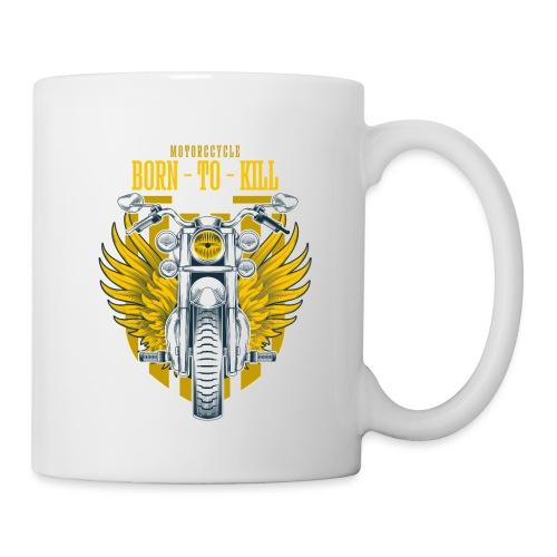 Motorcycle3 - Taza