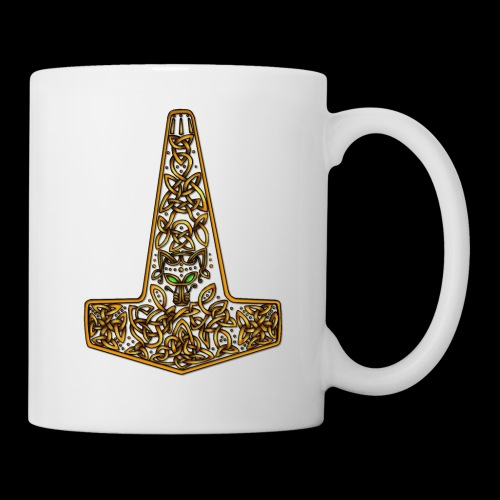 Wolf of Tyr - Gold - Mug