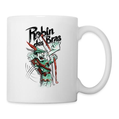 Robin des Bras - Mug