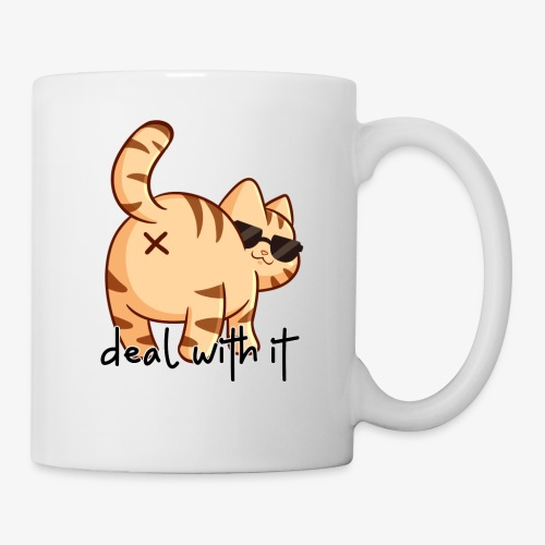 Deal with it! - Mug