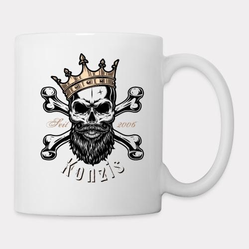 Skull Bones Logo - Tasse