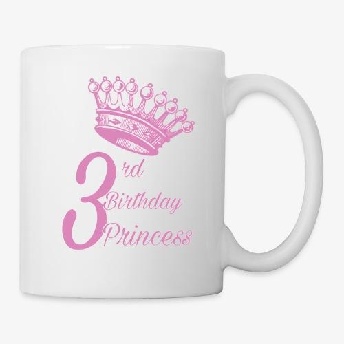 3rd Birthday Princess - Tazza