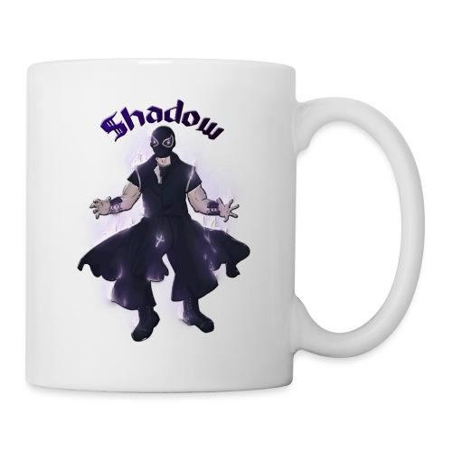 FLOW Wrestling's shadow by Helyria - Mug blanc