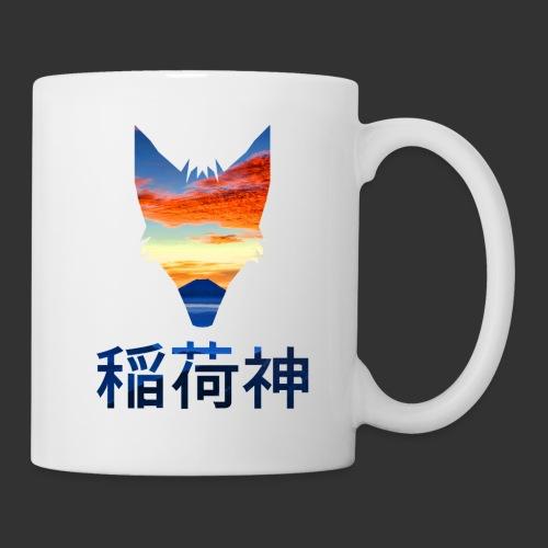Inari Fox (Fuji Edition) - Mug blanc