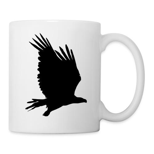 Tirolerbergluft pur (großer Adler) - Tasse
