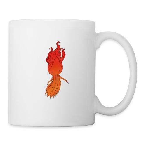 Red nymph - Kop/krus