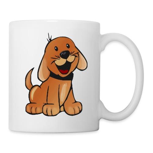 cartoon dog - Tazza