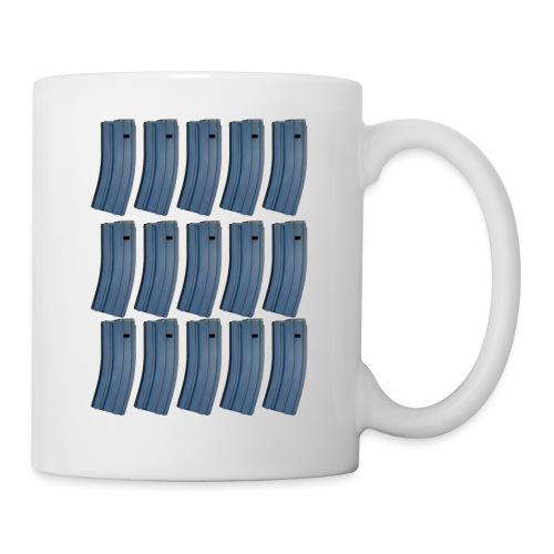 AR Mag Pattern - Mug