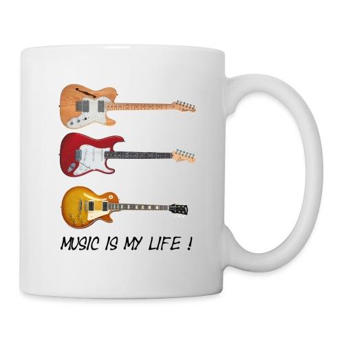 Music is my life! - Kopp