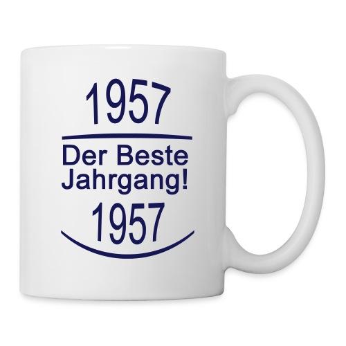 besterjahrgang 1957 - Tasse