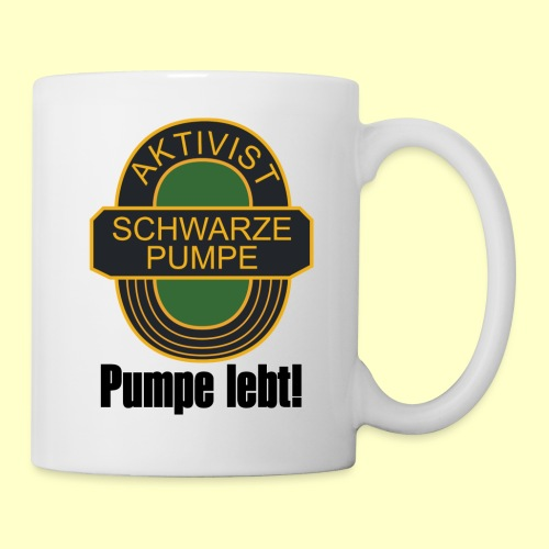 pumpelebtmittel - Tasse