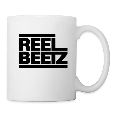 REEL BEETZ schwarz - Tasse