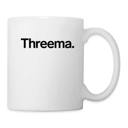 Logo nur Schriftzug - Tasse