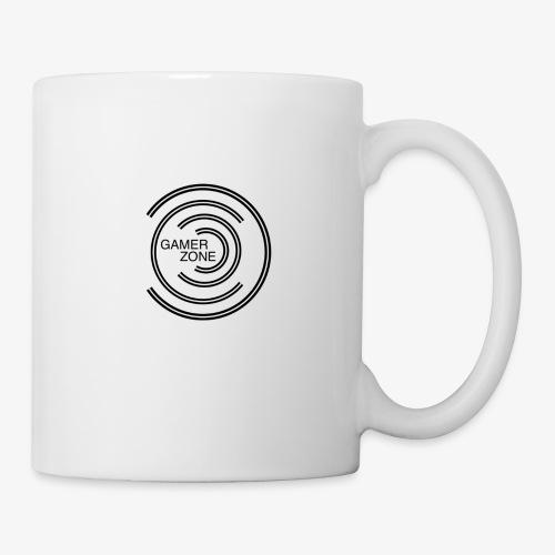 logo gamer zone - Mug blanc