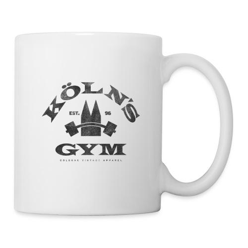 Köln's Gym lustiges Köln Retro Fitness Iron Design - Tasse