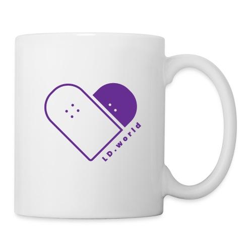 Longboard Dancing World Logo - Mug