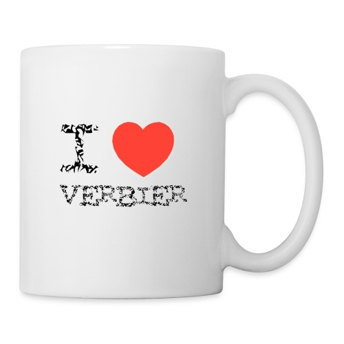 I Love Verbier - Mug