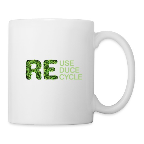 REuse REduce REcycle - Tazza