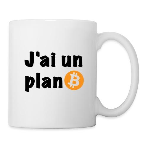 plan Btc - Mug blanc