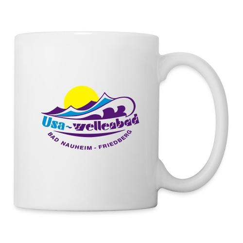 logo usa wellenbad - Tasse