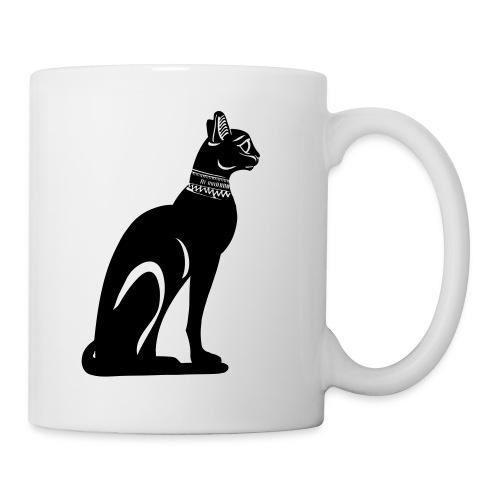 Altägyptische Katze BASTET - Tasse