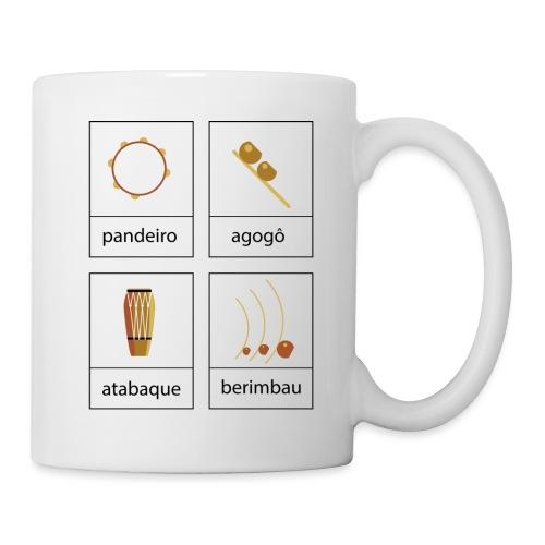 In-stru-men-tos - Mug
