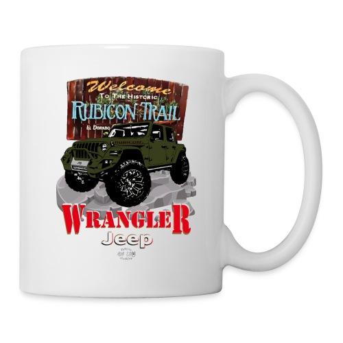 WRANGLER Rubicon Trail - Taza