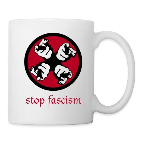stop fascism svg - Muki