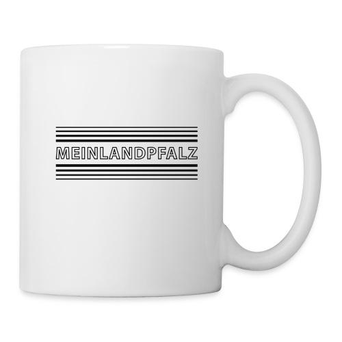 MeinLandPfalz Streifen - Tasse