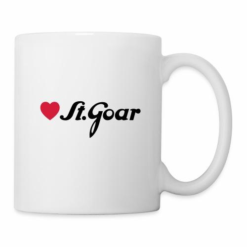 Herz für St. Goar - Tasse