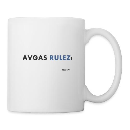 AVGAS rulez - Tasse