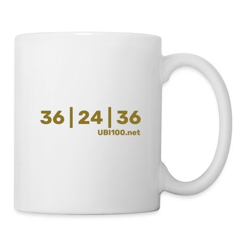 36 | 24 | 36 - UBI - Mug