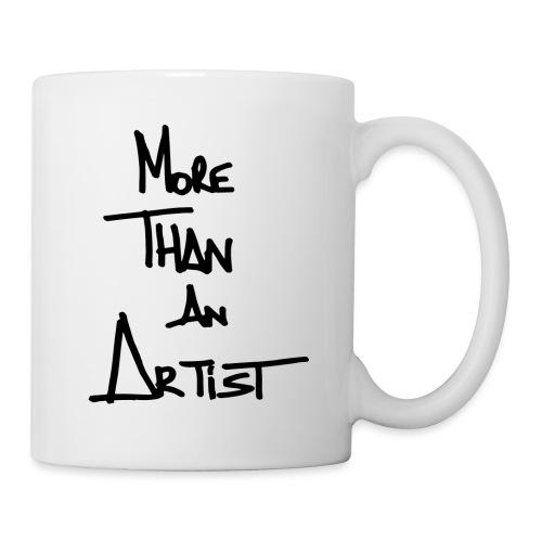 More Than An Artist - Mug blanc
