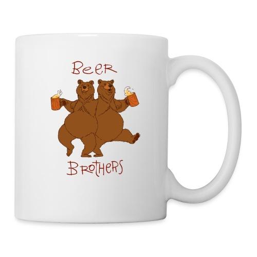 BEER BROTHERS - Kubek