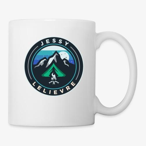 Jessy Lelievre logo 1 - Mug blanc