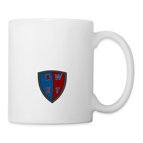 Blackwardené Entertainment Shield Logo - Mugg