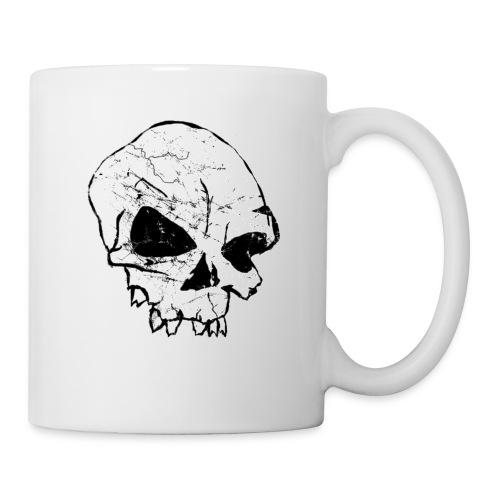 skull - Mugg