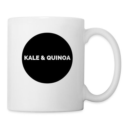 KALE & QUINOA - Kubek