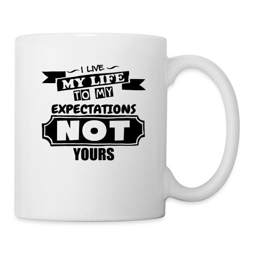 Live My Life - Mug