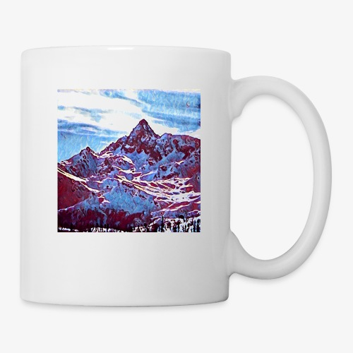 Red Mountain - Tazza