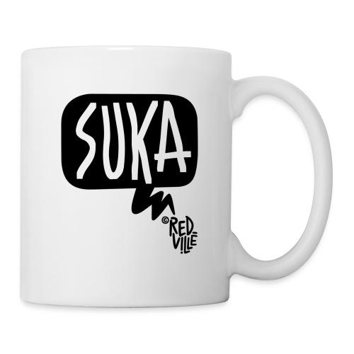 suka logo - redville - Tazza